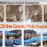 Lunatics the Greek Pink Floyd tribute band at EREGO Beach club & Restaurant